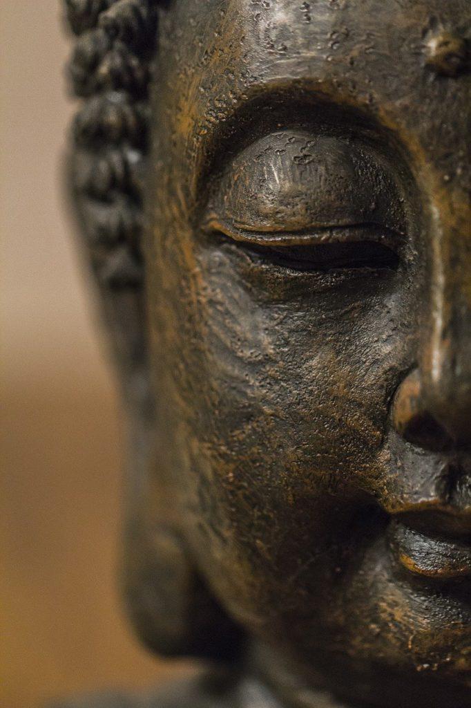 buddha, statue, buddhism