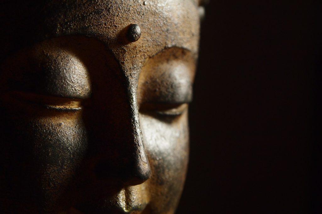 buddha, statue, religion